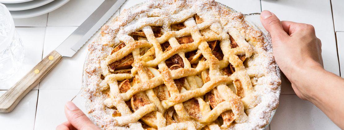Afbeelding van De appeltaart van ons bomma